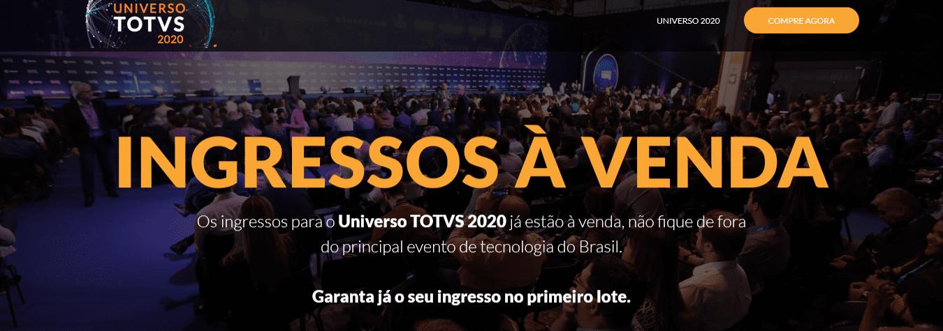 UNIVERSO TOTVS 2020